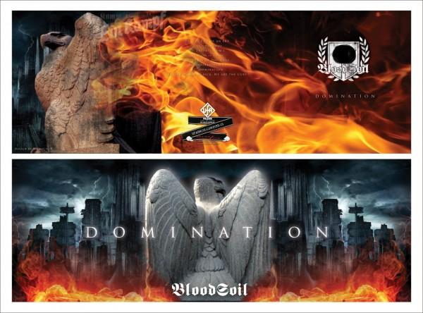 BLOODSOIL - Domination CDr (Lim166) 2013