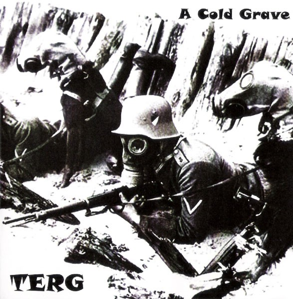 Terg - A Cold Grave CD (Lim250)