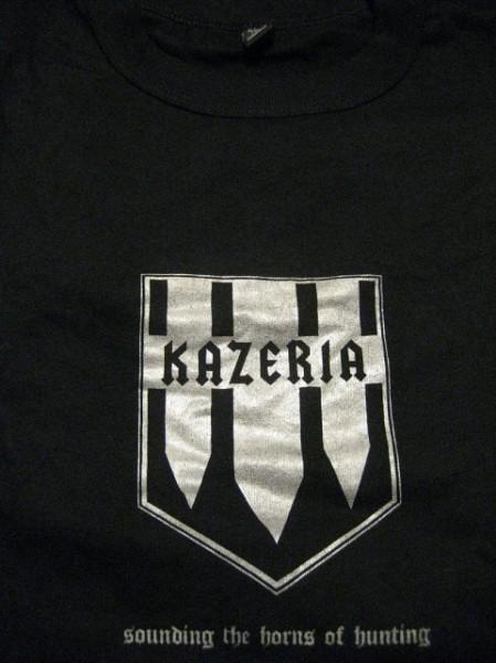 KAZERIA - Logo Shirt (Ltd) 2013