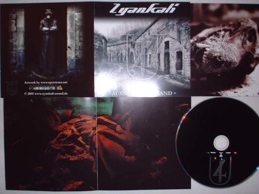 Zyankali - Ausnahmezustand CD (Lim500)