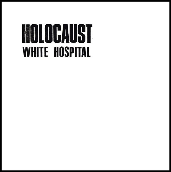 White Hospital - Holocaust CD