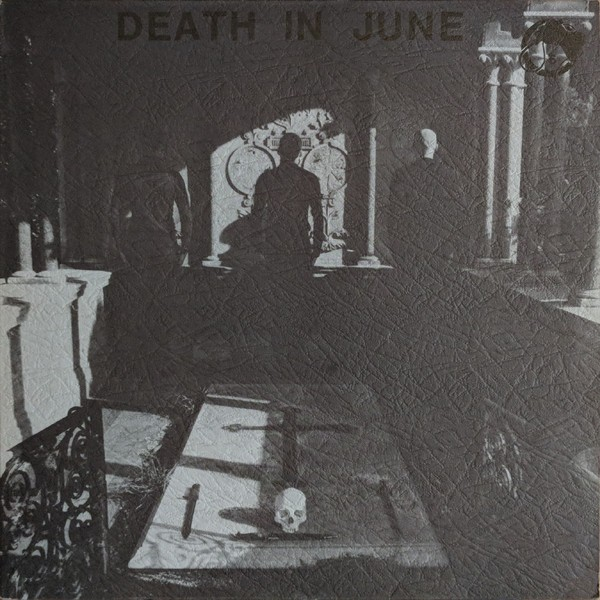 DEATH IN JUNE - Nada! 1985 LP (Lim2000)