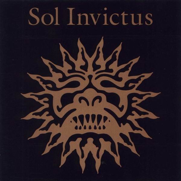 SOL INVICTUS - Black Europe CD (2nd 1994)