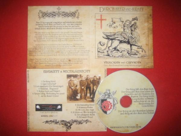 Durch Heer und Kraft - Verloren vnd Gefvnden CD (Lim100)