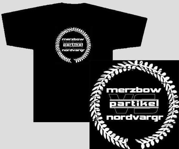Merzbow vs Nordvargr - Partikel Shirt