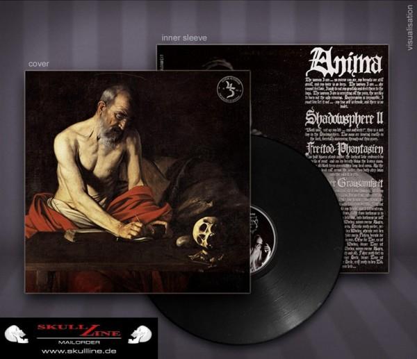 Sopor Aeternus - Ehjeh Ascher Ehjeh LP (Lim396)