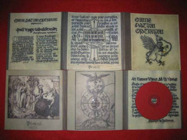 Omne Datum Optimum (Gae Bolg) - Opus Mago CD (Lim489)