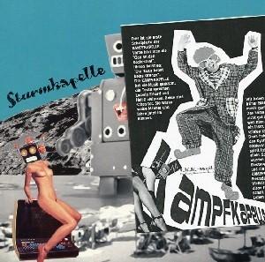 """Sturmkapelle - Ode An Den Sozialstaat 7"""" (Lim150)"""
