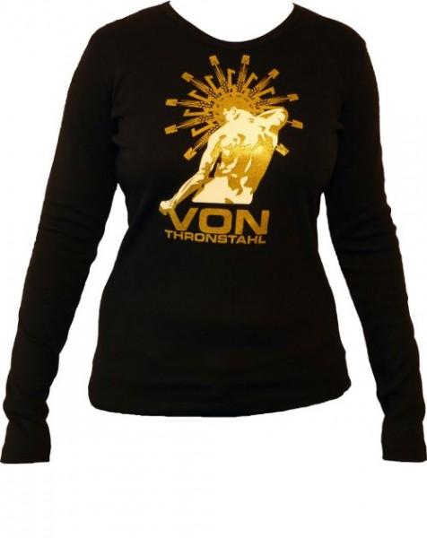 VON THRONSTAHL - Sonnenmensch Shirt (Girlie Longsleeve)