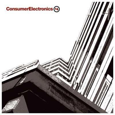 V/A Sampler - Consumer Electronics 4 2LP (Lim350) 2004