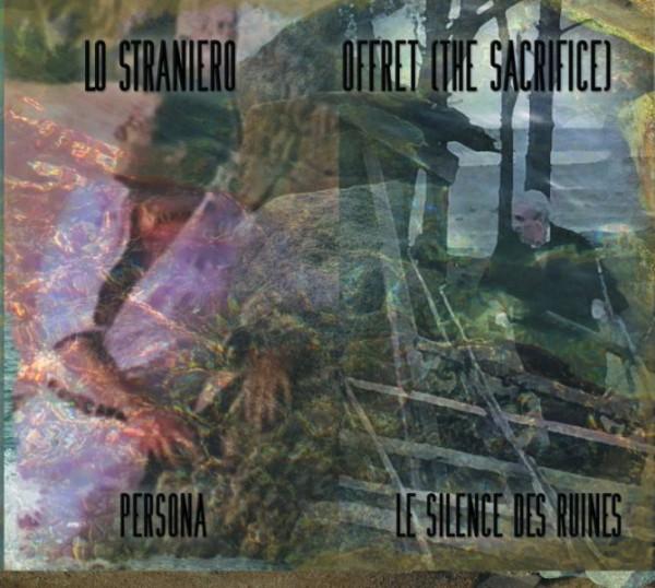 PERSONA / LES SILENCE DES RUINES - Lo Straniero CD (Lim150) 2018