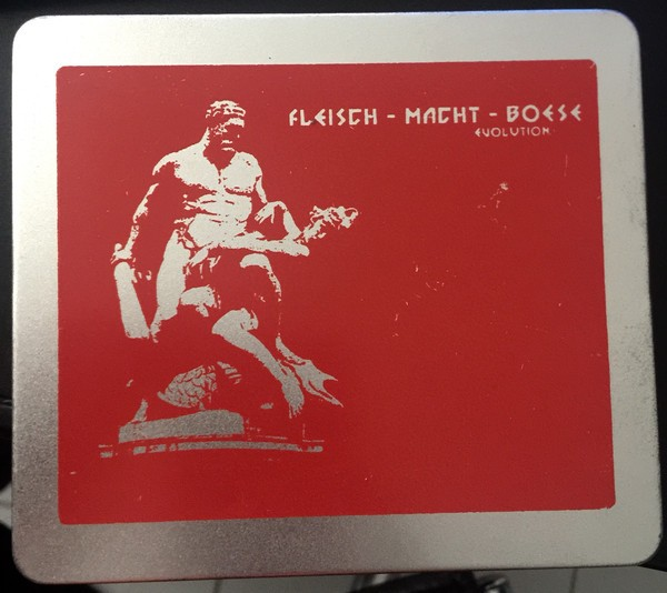 Fleisch Macht Boese - Evolution CD Box (Lim25)