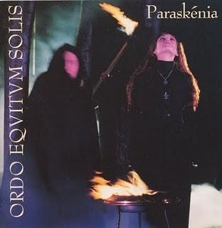 Ordo Equitum Solis - Paraskénia CD (1st 1994)