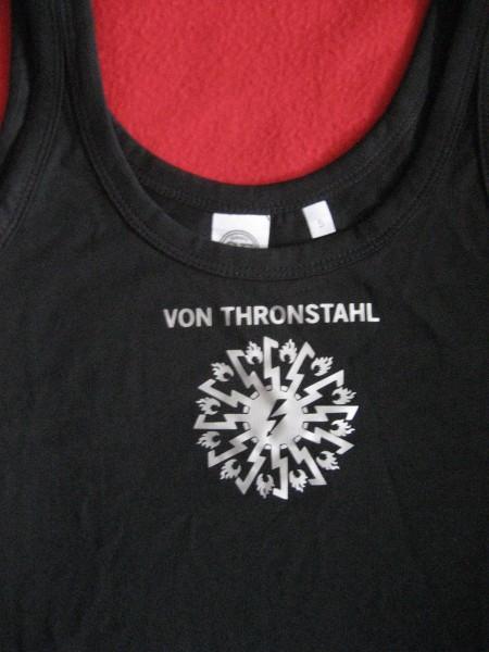 VON THRONSTAHL - Girly Tank Top silver(2017)