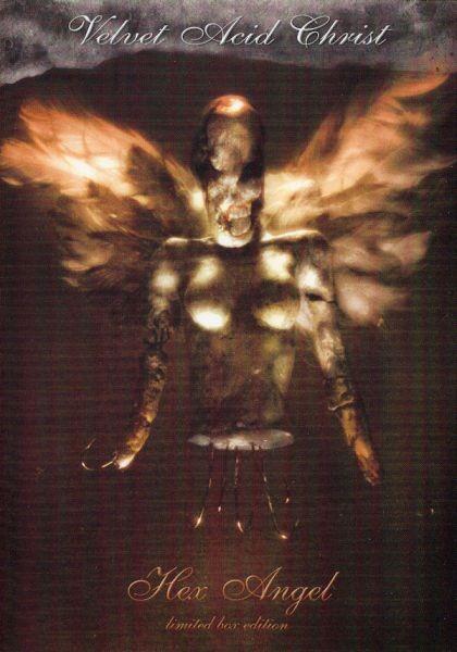 Velvet Acid Christ - Hex Angel CD Box (Lim1000) 2003