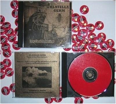 BLATELLA GERM - Low Cost Terrorism CD (Lim100)