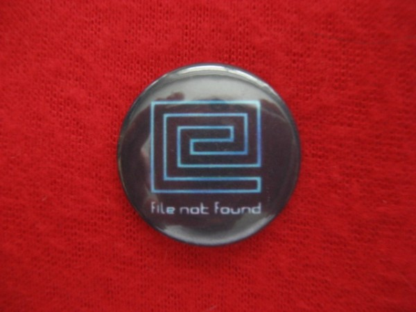 FILE NOT FOUND - Logo PIN