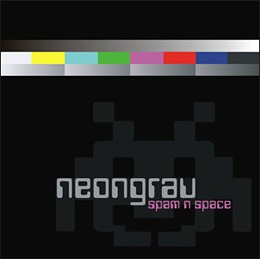 NEONGRAU - Spam n Space CD (Lim1000)