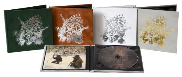 STURMPERCHT - Geister im Waldgebirg CD Lim75 (deluxe platin)