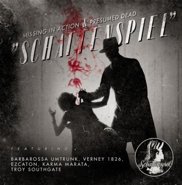 SCHATTENSPIEL - Missing In Action And Presumed Dead CD 2nd (Lim100) PRE-ORDER