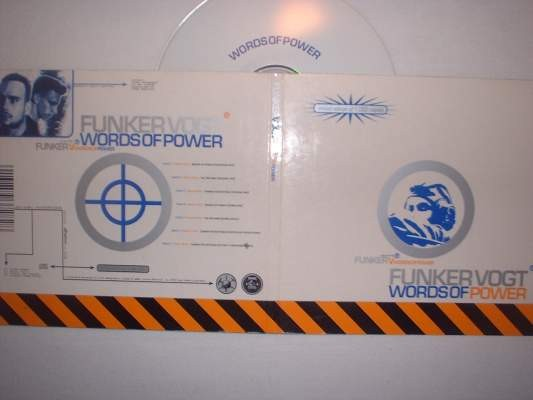 Funker Vogt - Worlds of Power CD (Lim1000)
