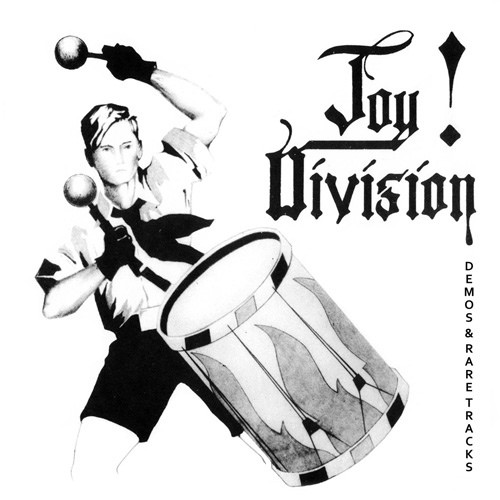 JOY DIVISION - Demos & Rare Tracks LP (Lim300)