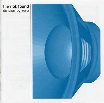 File Not Found - Division by Zero CD (Lim1000)