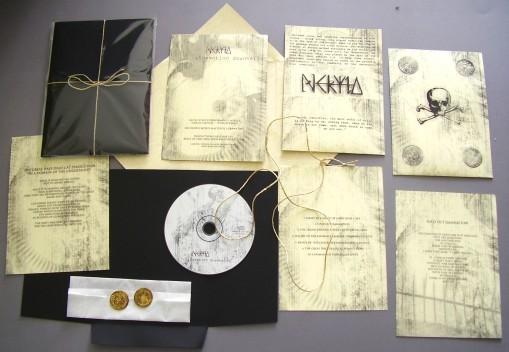 NEKYIA - Slowmotion Downhells CD SET (Lim100)