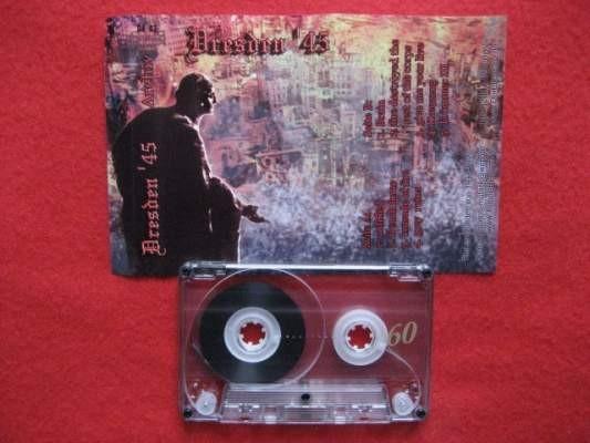 Dresden 45 - Archiv MC tape (Lim99)