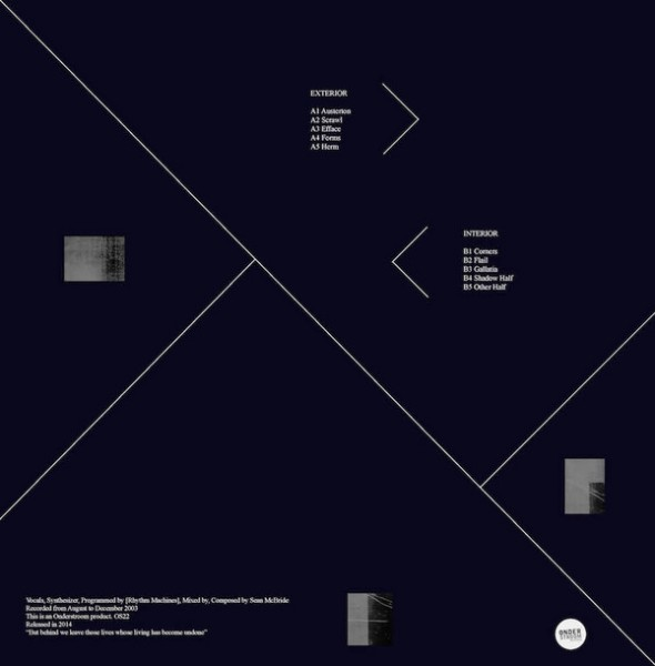 Martial Canterel - Austerton LP 2nd