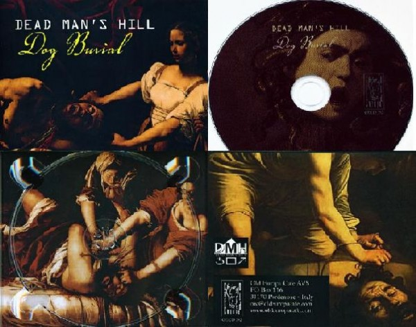 Dead Man's Hill - Dog Burial CD