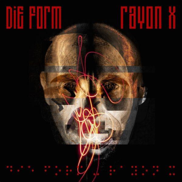 DIE FORM - Rayon X CD (2014)