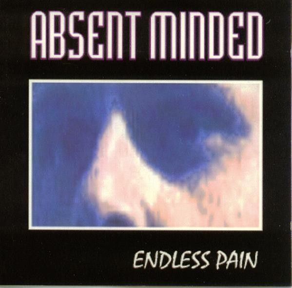 ABSEND MINDED - Endless Pain CD (1994)