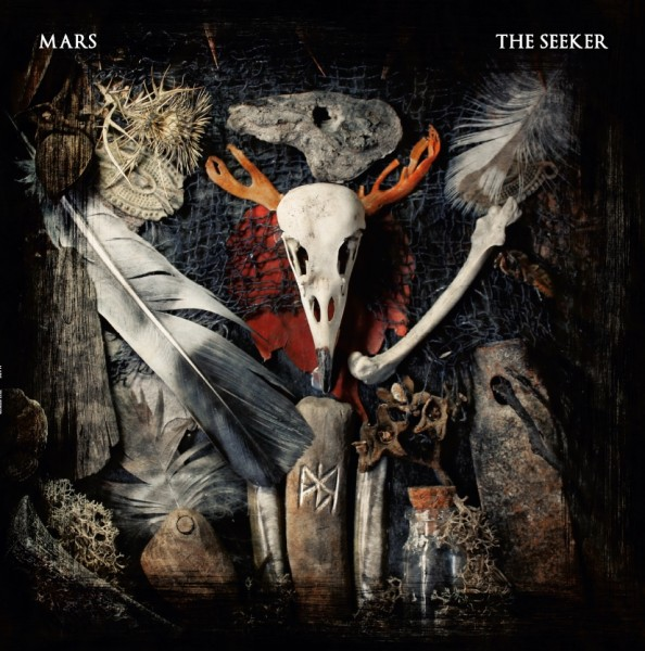 MARS - The Seeker LP (Lim300) 2017