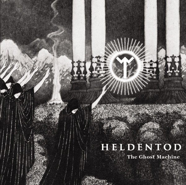 HELDENTOD - The Ghost Machine CD (2012)
