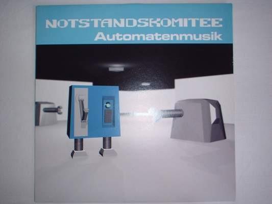 Notstandskomitee - Automatenmusik LP