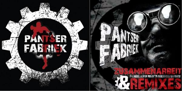 PANTSER FABRIEK - Krachtpatser 2CD SET (Lim100) VÖ 14.04