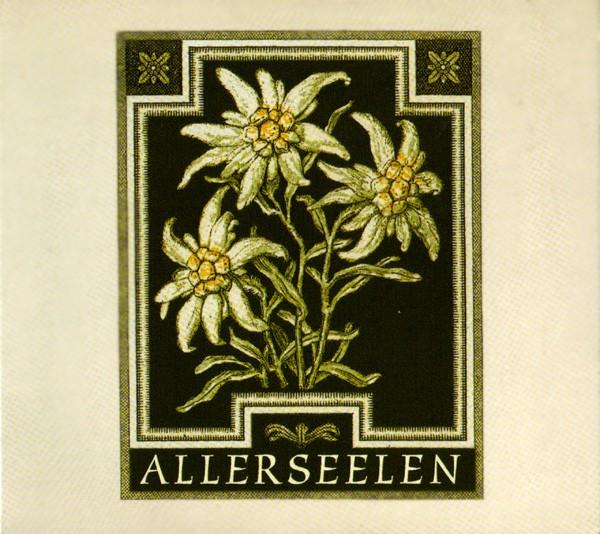 Allerseelen (Von Thronstahl) - Edelweiss CD (2005)