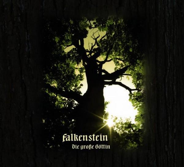 FALKENSTEIN - Die Große Göttin CD (Lim500) 2011 RARE