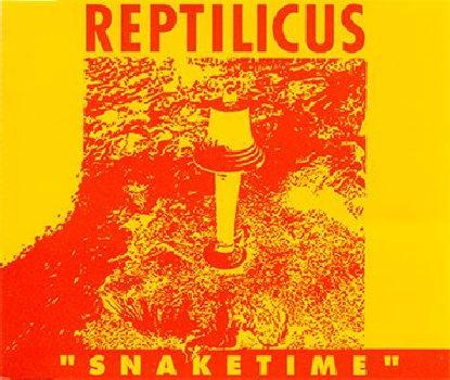 HÖH Reptilicus - Snaketime CD (Lim500)