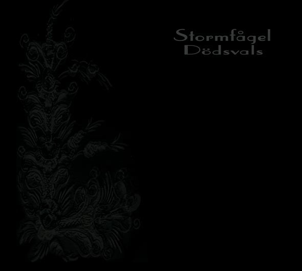 STORMFAGEL - Dödsvals CD (Lim500)