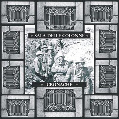 Sala Delle Colonne - Cronache CD (Lim 500)