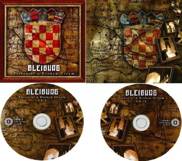 BLEIBURG - Pieces Of A Broken Dream 2CD (2006)