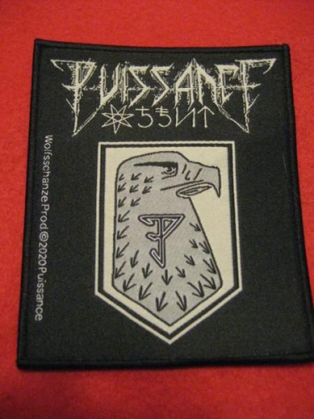 PIUSSANCE - Big Logo Patch