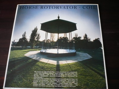 COIL - Horse Rotorvator LP USED (1st)