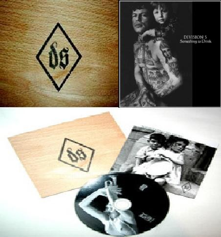 Division S - Something To Drink CD (Lim400)