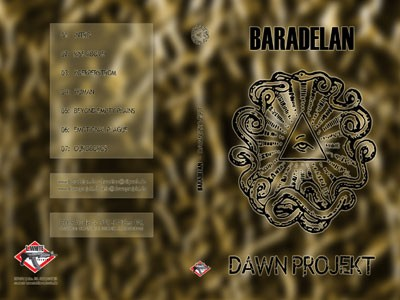 Baradelan & Dawn Projekt - Split CD+DVD (Lim200)