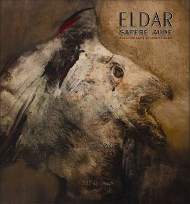 ELDAR - Sapere Aude CD (+signed)