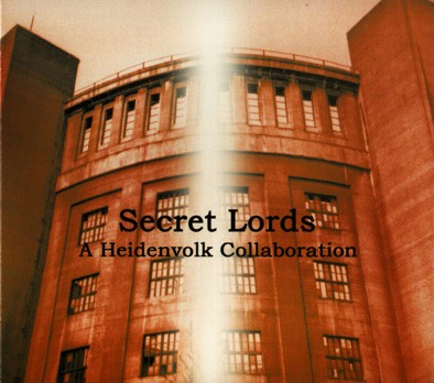 V/A Sampler - Secret Lords CD (2003) Darkwood ACOH