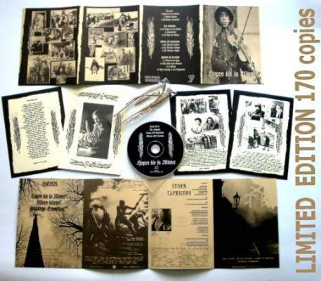 V/A Sampler - Hopes die in Winter CD (corn-Lim170)
